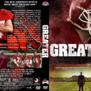Greater (2016) R1 Custom Cover & label