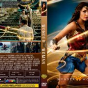Wonder Woman (2017) R1 CUSTOM Cover & Label