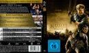 Die Mumie Trilogie (Neuauflage 2017) R2 German Blu-Ray Cover