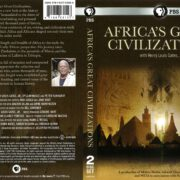 Africa's Great Civilizations (2017) R1 DVD Cover