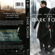 The Dark Tower (2017) R1 DVD Cover