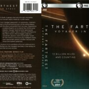 The Farthest: Voyager in Space (2017) R1 DVD Cover