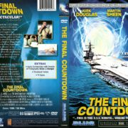 The Final Countdown (1980) R1 DVD Cover