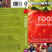 Food: Delicious Science (2017) R1 DVD Cover