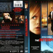 The Interpreter (2004) R1 DVD Cover