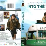 Into the Wild (2007) R1 DVD Cover