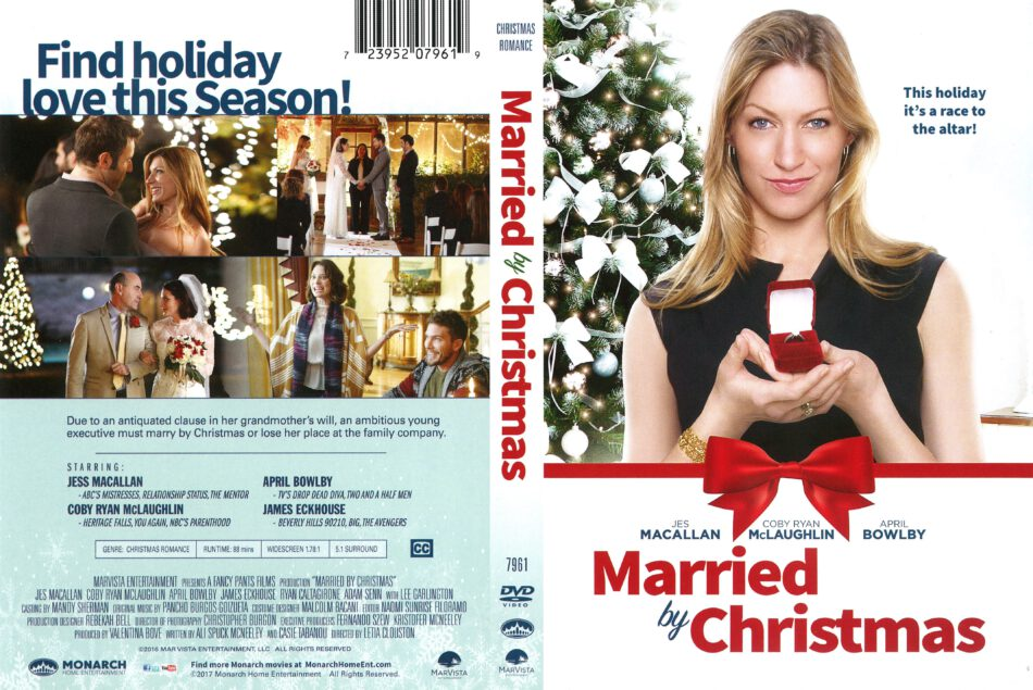 Married By Christmas.Married By Christmas 2016 R1 Dvd Cover Dvdcover Com