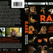 Rare: Creatures of the Photo Ark (2017) R1 DVD Cover