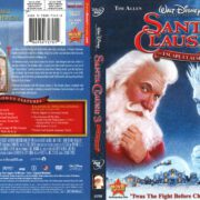 The Santa Clause 3: The Escape Clause (2007) R1 DVD Cover