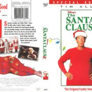 The Santa Clause (1994) R1 DVD Cover