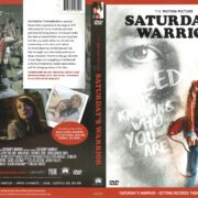Saturday's Warrior (2016) R1 DVD Cover