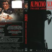 Scarface (1983) R1 DVD Cover