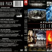 Sci-Fi Collector's Set (2009) R1 DVD Cover