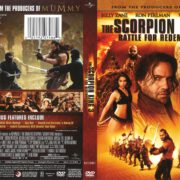 The Scorpion King 3 (2012) R1 DVD Cover
