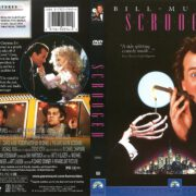 Scrooged (1999) R1 DVD Cover