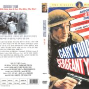 Sergeant York (1941) R1 DVD Cover