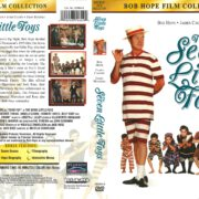 The Seven Little Foys (1949) R1 DVD Cover
