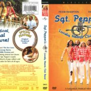 Sgt. Pepper's Lonely Hearts Club Band (1978) R1 DVD Cover