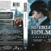 Sherlock Holmes Collection (2009) R1 DVD Cover