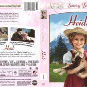 Heidi (2005) R1 DVD Cover