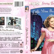 Little Miss Broadway (1938) R1 DVD Cover