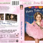 Baby Take A Bow (1934) R1 DVD Cover
