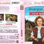 Susannah of the Mounties (1938) R1 DVD Cover