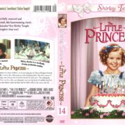 The Little Princess (1939) R1 DVD Cover
