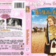 Wee Willie Winkie (1937) R1 DVD Cover