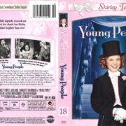 Young People (1940) R1 DVD Cover
