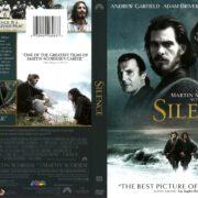 Silence (2016) R1 DVD Cover