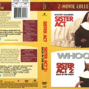 Sister Act 2-Movie Collection (2007) R1 DVD Cover