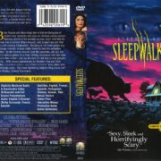 Sleepwalkers (2000) R1 DVD Cover