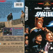 Spaceballs (1987) R1 DVD Covers
