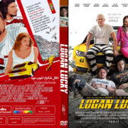 Logan Lucky (2017) R0 Custom DVD Covers
