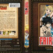 Fairy Tale Collection 1 (2013) R1 Blu-Ray Cover