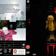IT [2017] R2 CUSTOM DVD Cover
