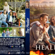 The Healer (2017) R1 Custom DVD Cover