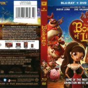 The Book of Life (2014) R1 Blu-Ray Cover