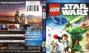 Lego Star Wars: The Padawan Menace (2011) R1 Blu-Ray Cover