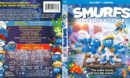 Smurfs The Lost Village (2017) R1 Blu-Ray Cover