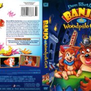 Banjo the Woodpile Cat (1979) R1 DVD Cover