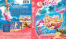 Barbie in A Mermaid Tale 2 (2016) R1 DVD Cover