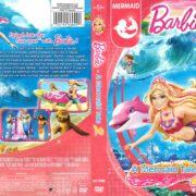 Barbie in A Mermaid Tale 2 (2016) R1 DVD Cover