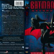 Batman Beyond Season 1 (2006) R1 DVD Cover