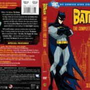 The Batman Season 1 (2006) R1 DVD Cover