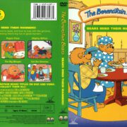 The Berenstain Bears: Bears Mind Their Manners (2002) R1 DVD Cover