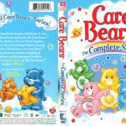 Care Bears: The Complete Series (1985) R1 DVD Cover