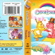Care Bears: Give Thanks (1985) R1 DVD Cover