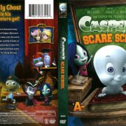 Casper's Scare School (2007) R1 DVD Cover